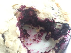 blueberry pie 4