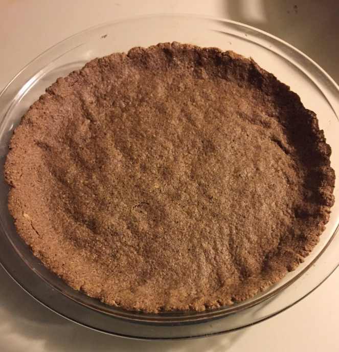 coffee pie crust 2