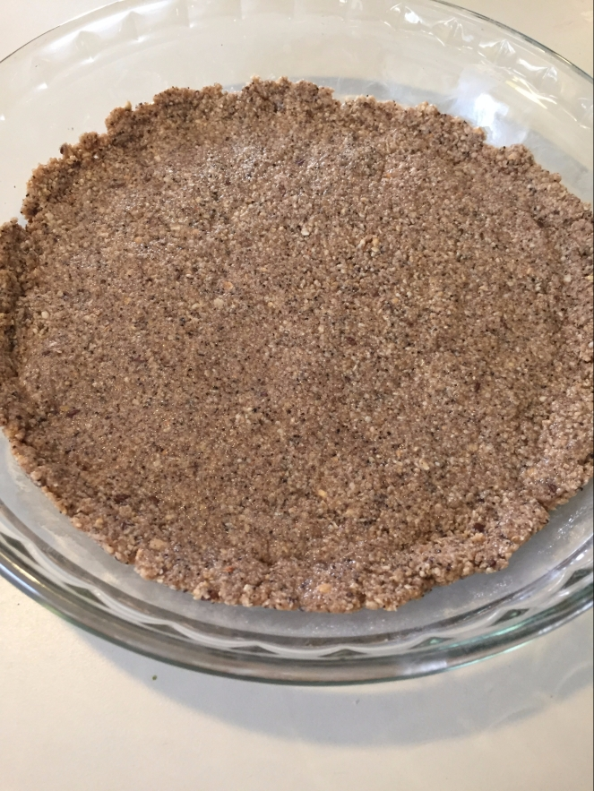 coffee pie crust