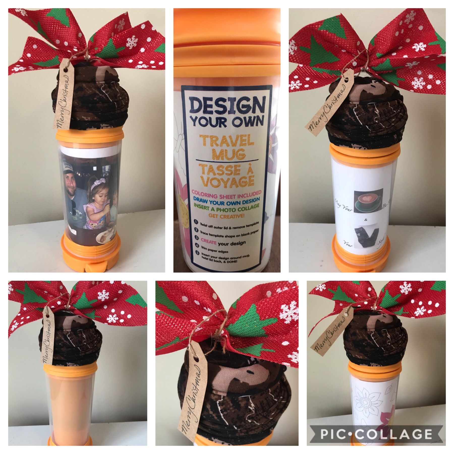 Easy And Inexpensive Diy Design And Fill Your Own Travel Mug Fresh Foodie Mama